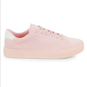 NWOT Greats Royale Enviroknit Blush Sneakers 7.5